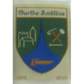 Ecusson Ourthe-Amblève