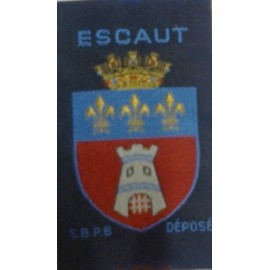 Ecusson Escaut