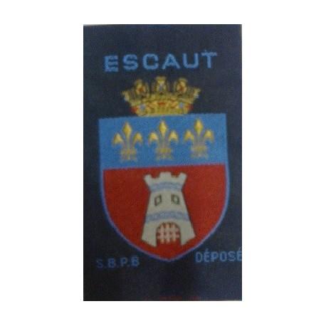 Ecusson Escaut