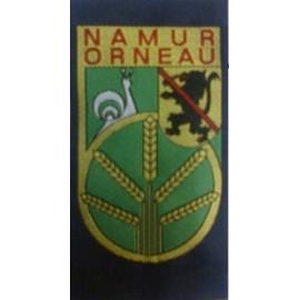 Ecusson Namur Ornau