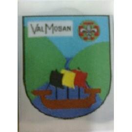 Ecusson Val Mosan