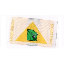 Badge ami des animaux (louveteau)