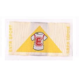 Badge entreineur sportif (louveteau)