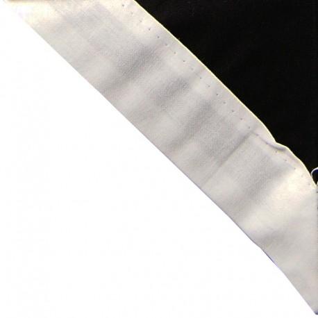 25cabae087ff Foulard Noir - Blanc - Lascouterie.be-Economats.be