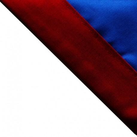 Foulard Bleu Roy - Bordeaux