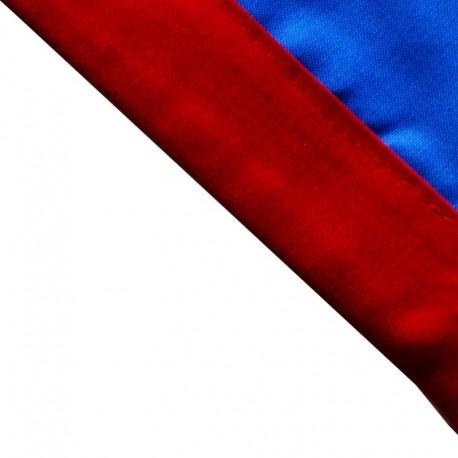 Foulard Bleu Roy - Rouge