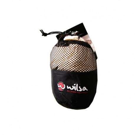 Drap de sac coton rectangle 200 x 80 cm WILSA