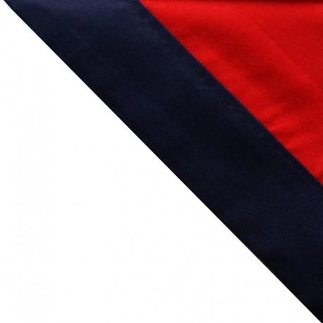 Foulard Rouge - Marine