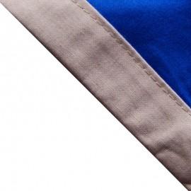 Foulard Bleu Roy - Gris