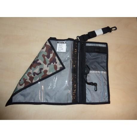 Porte carte LAFUMA camouflage