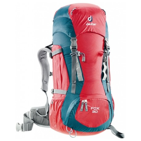 Sac a dos DEUTER FOX 30 rouge