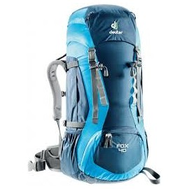 Sac a dos DEUTER FOX 40 bleu