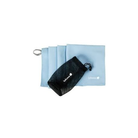 Micro towel large 63 x 63 cm LAFUMA