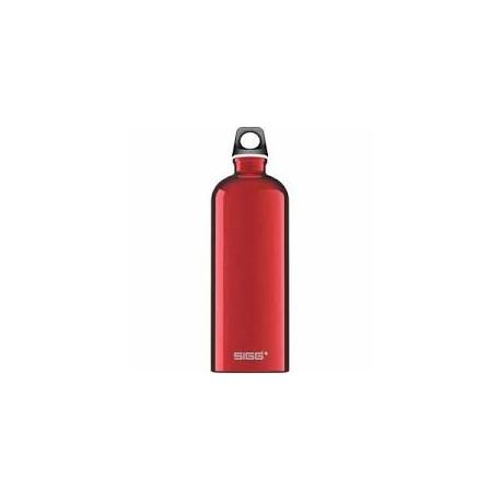 Gourde SIGG 1 litre rouge