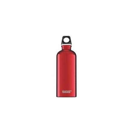 Gourde SIGG 0.6 litre rouge