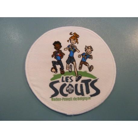 Insigne Les Scouts