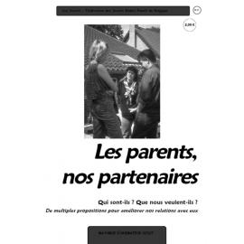 Les parents, nos partenaires