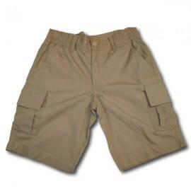 Short Coton Beige