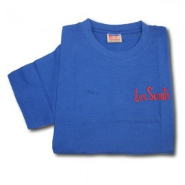 T-shirt BLEU ROY - Les Scouts