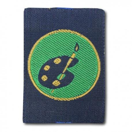 Badge Artiste (Eclaireurs)