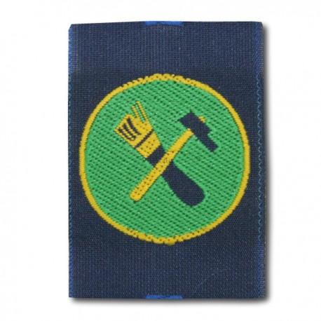 Badge Bricoleur (Eclaireurs)