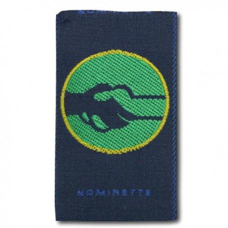 Badge Frère de tous (Eclaireurs)