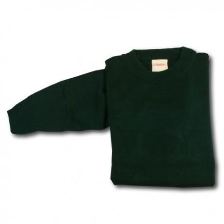 Pull Vert Louveteaux (XL à XXL)