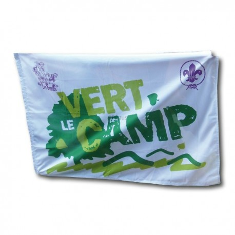 Drapeau Vert le Camp