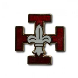 Croix Emaillée (petite)