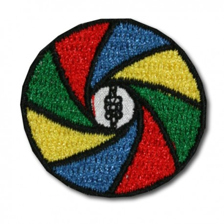 Insigne Badge Alpha (Eclaireurs)
