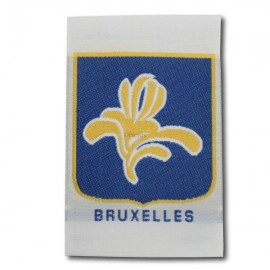 Ecusson Bruxelles (Iris)
