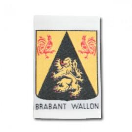 Ecusson Brabant Wallon