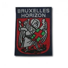 Ecusson Bruxelles Horizon