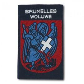 Ecusson Bruxelles Woluwe