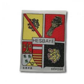 Ecusson Hesbaye