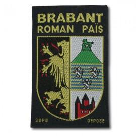 Ecusson Brabant Roman Pais