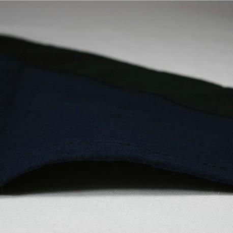 5f06e55ac52d Foulards Normaux Fond Bleu Marine - Lascouterie.be-Economats.be