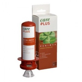 Pompe Aspiration Venin - Care Plus®