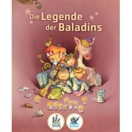 La légende des Baladins - Version Allemande