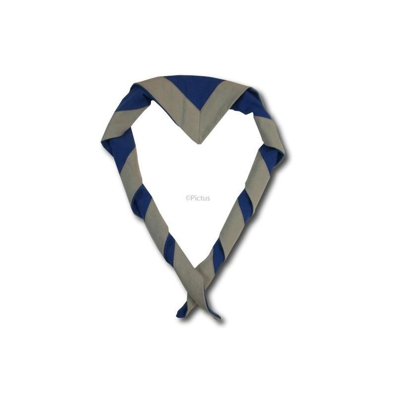265592e34eee Foulards Normaux Fond Bleu Roy  Image  Image  Image  Image  Image  Image   Image ...
