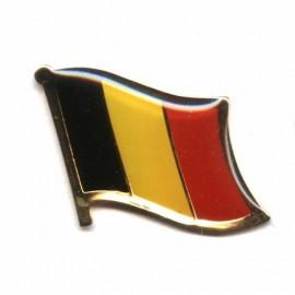 Pin's drapeau Belge