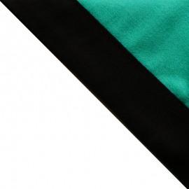 Foulard Vert clair - Noir
