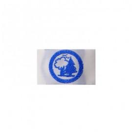 Badge Zone verte