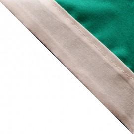 Foulard Vert clair - Blanc