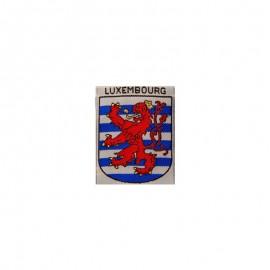 Écusson Luxembourg