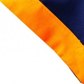Foulard Marine - Orange