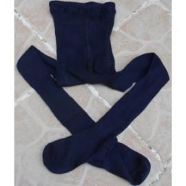 Collant bleu marine 152/164