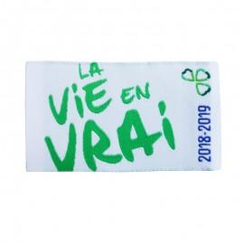 badge d'année 2019