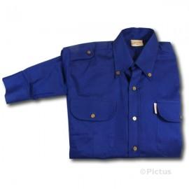 Chemise Bleu Roy Eclaireurs