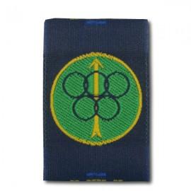 Badge Sportif (Eclaireurs)